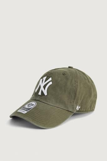 Bilde av 47 Brand Caps Mlb New York Yankees '47 Clean Up Grønn