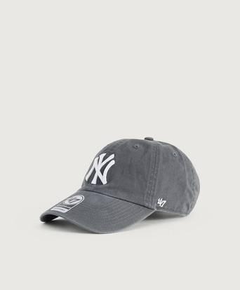 Bilde av 47 Brand Caps Mlb New York Yankees '47 Clean Up Grå