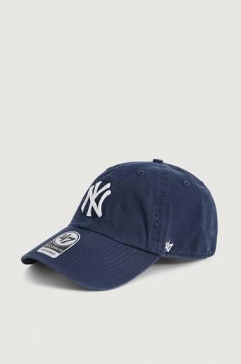 Bilde av 47 Brand Caps Mlb New York Yankees '47 Clean Up Blå