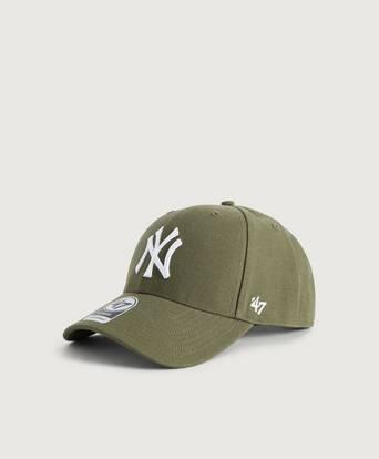 Bilde av 47 Brand Caps Mlb New York Yankees '47 Mvp Snapback Grønn