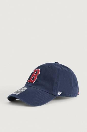Bilde av 47 Brand Caps Mlb Boston Red Sox '47 Clean Up Blå
