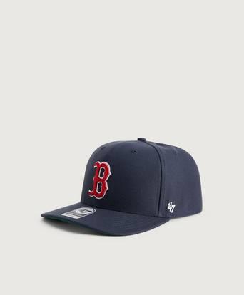 Bilde av 47 Brand Caps Mlb Boston Red Sox Cold Zone '47 Mvp Dp Blå
