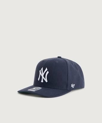 Bilde av 47 Brand Caps Mlb New York Yankees Cold Zone '47 Mvp Dp Blå