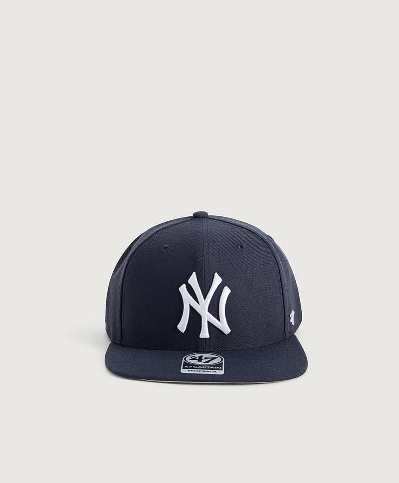 Caps MLB New York Yankees No Shot '47 Captain