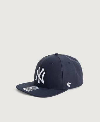 Bilde av 47 Brand Caps Mlb New York Yankees No Shot '47 Captain Blå