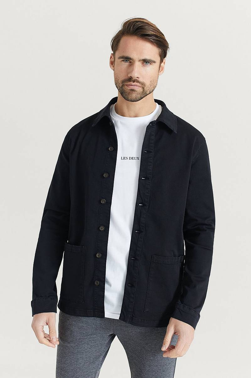 Overshirt Stayhard X Les Deux - Orta Shirt Jacket
