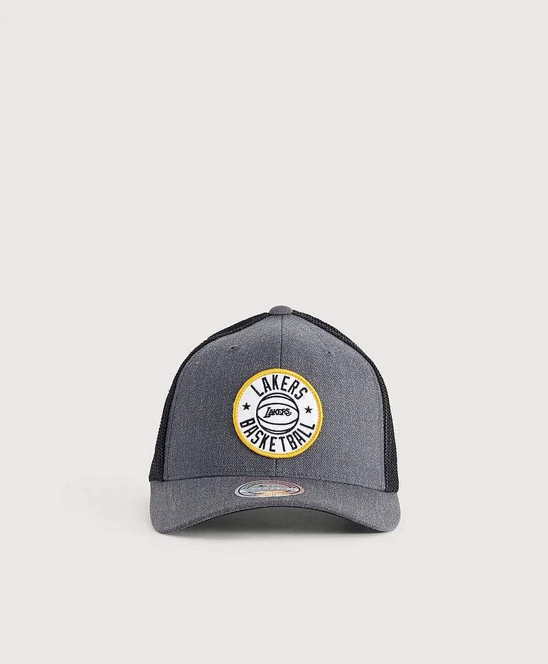 Caps HEATHER PATCH SNAPBACK - LOS ANGELES LAKERS