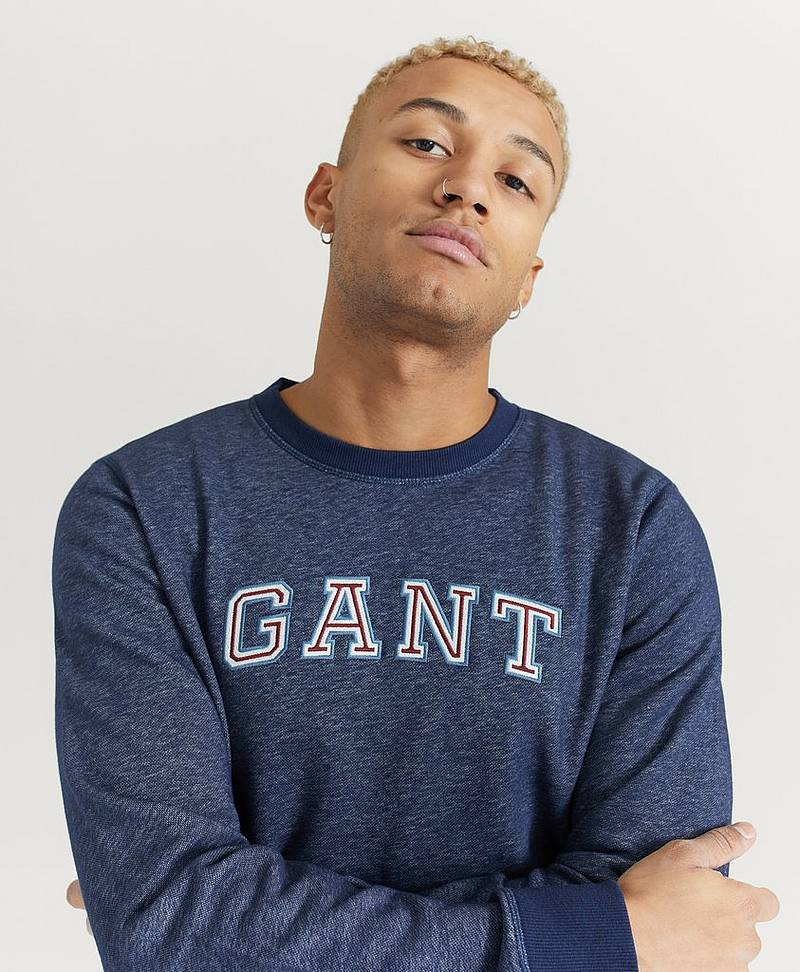 Collegepusero D1. Graphic C-neck Sweat
