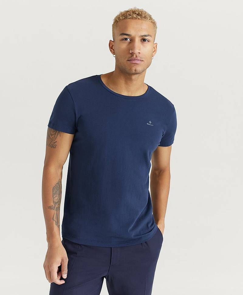 T-shirt Basic Crew Neck 2-pak