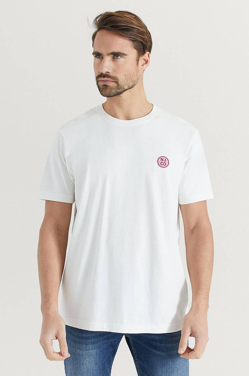 T-shirt Uno NJCO Circle Black