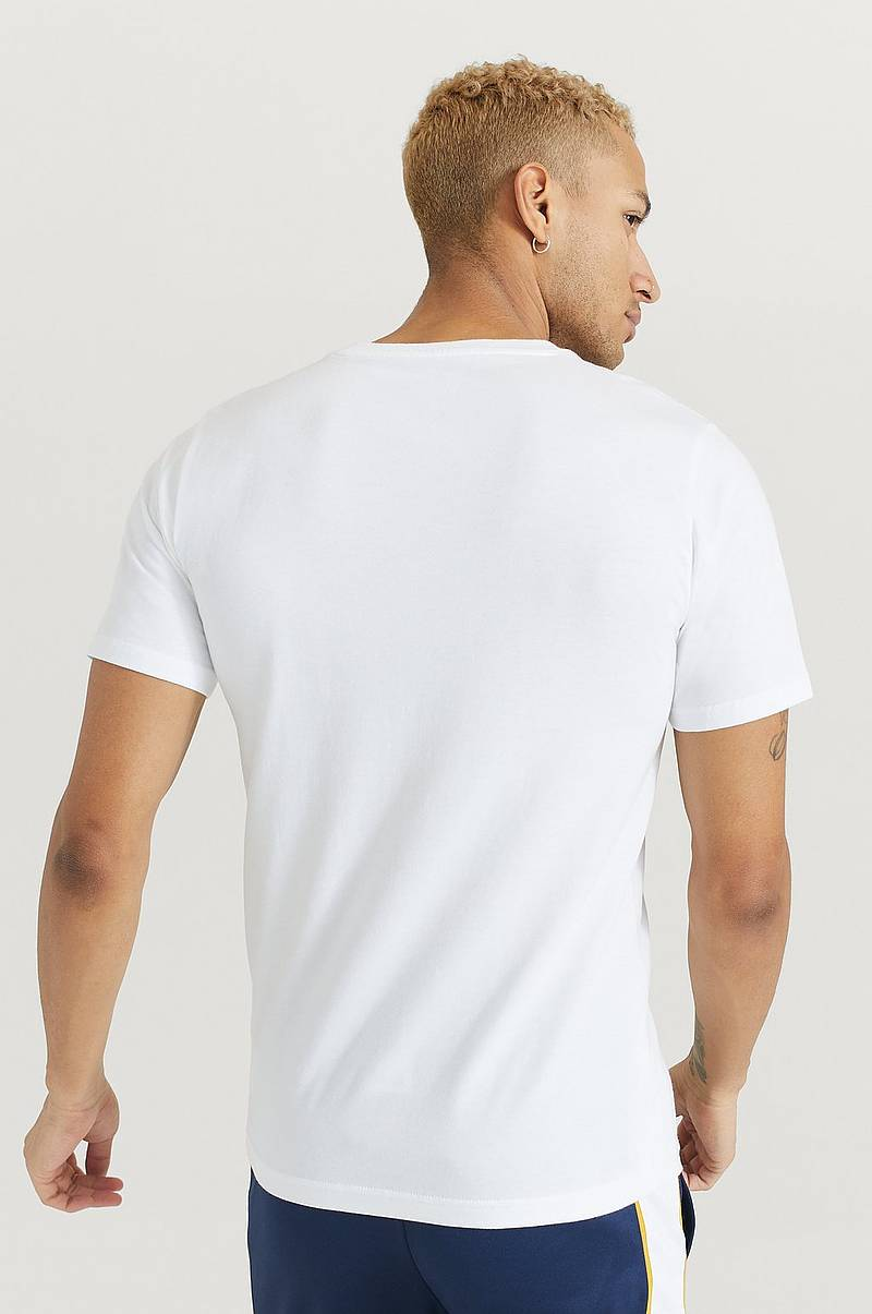 T-shirt Essentials Stacked Logo T