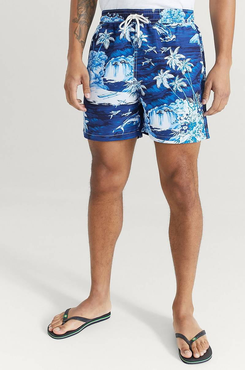 Badeshorts Traveler Swim Shorts