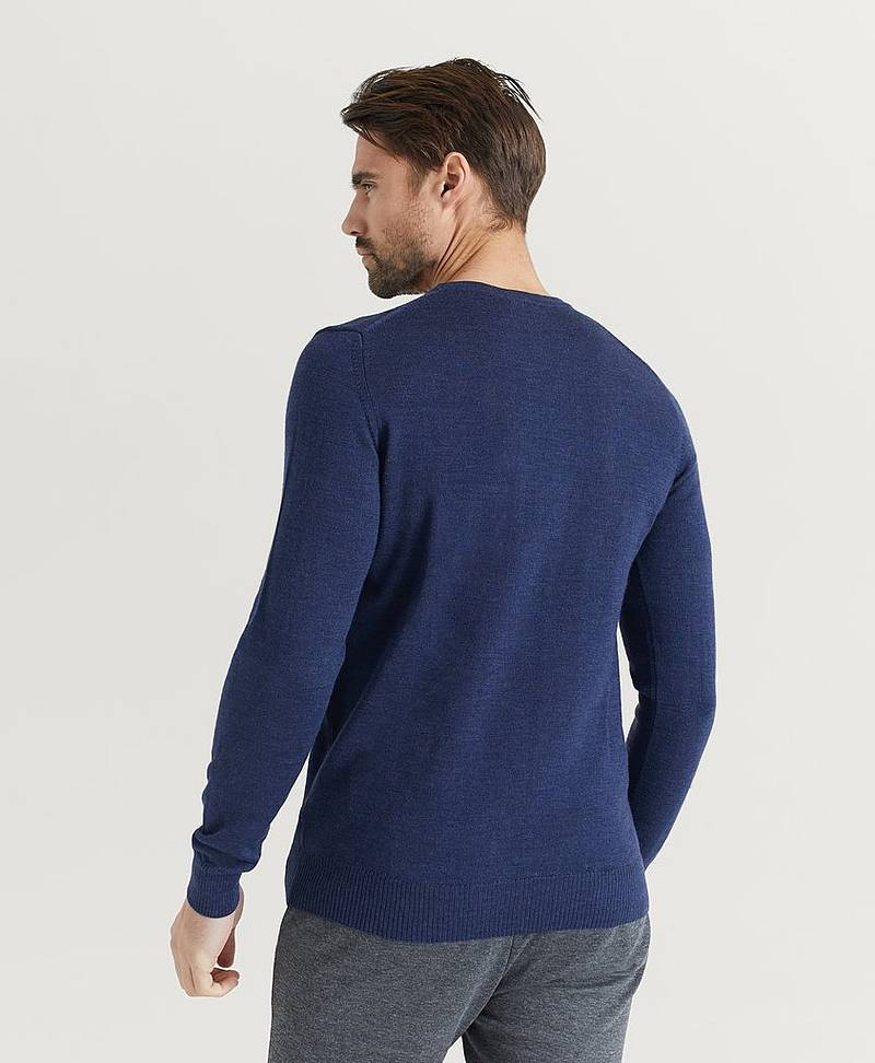 Strikket Lyle-True Merino