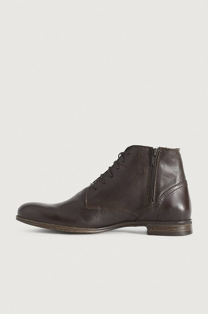Nilkkurit Dirty Mid Leather Shoe