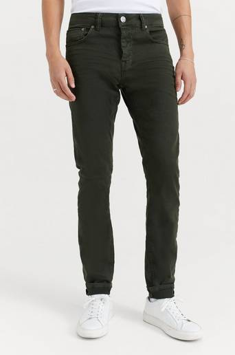 GABBA Jeans Jones K2666 Pant Grön
