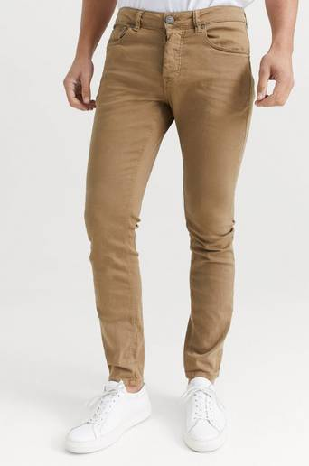 GABBA Jeans Jones K2666 Pant Brun