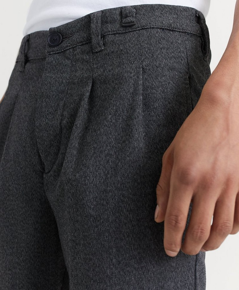 Byxor Firenze Herring Pants