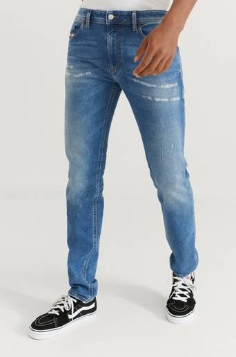 Diesel Jeans Thommer-X slim-skinny Blå