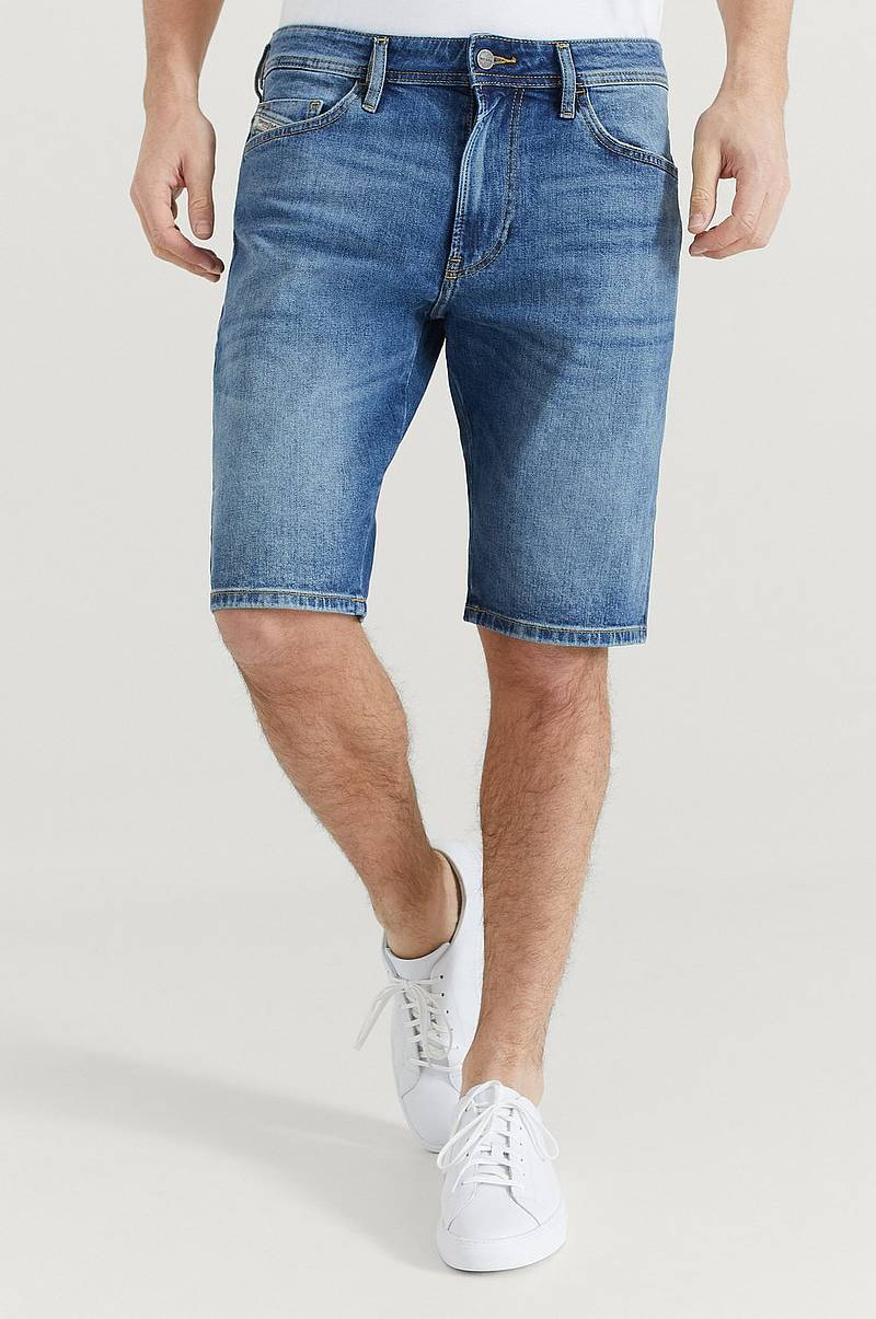 Denimshorts Thoshort Short Pants Deni