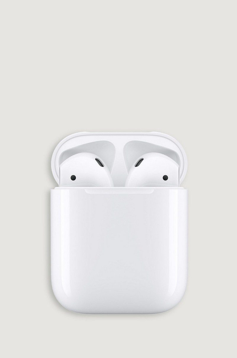 AirPods med ladeetui