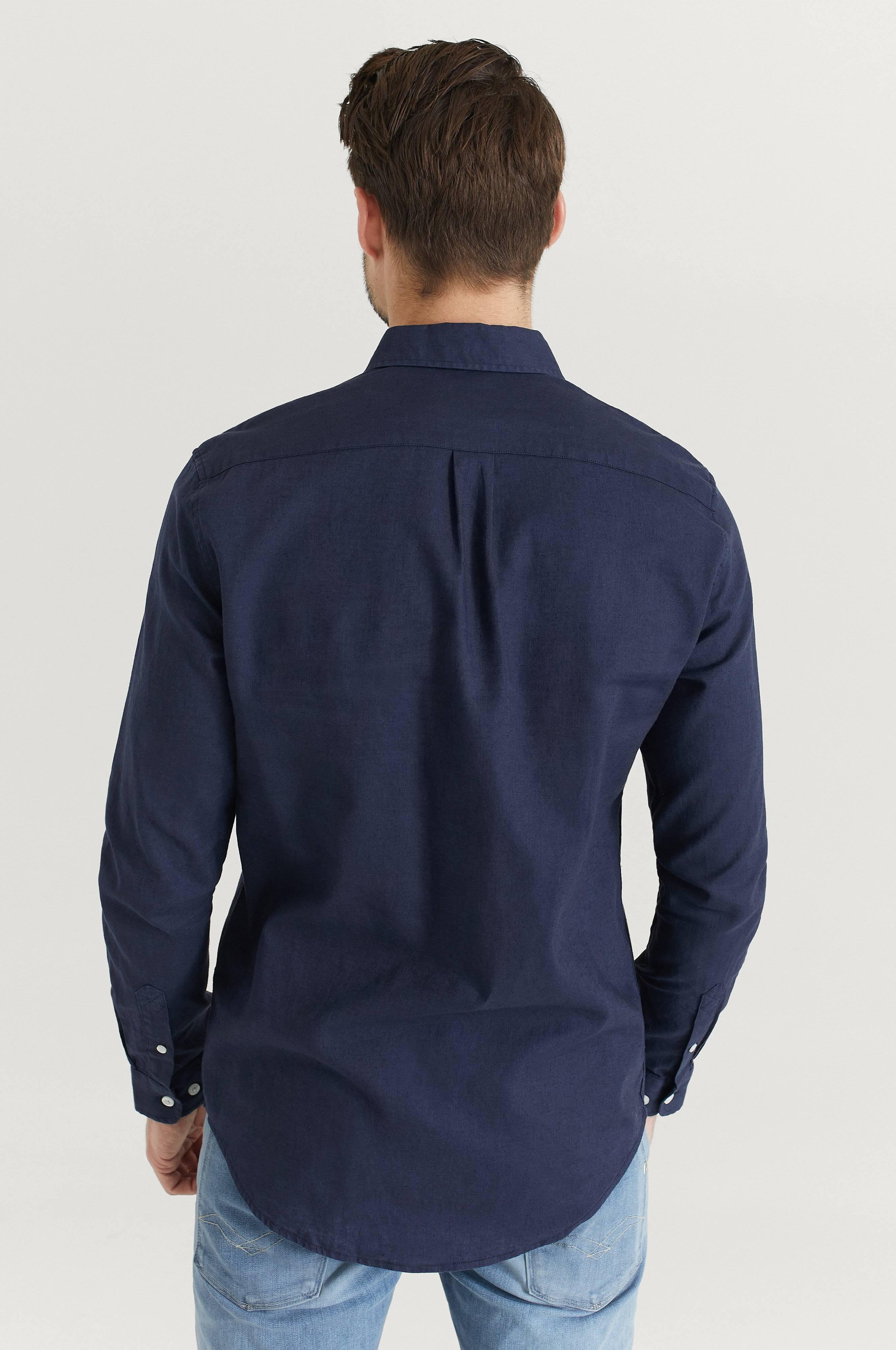 BLUE DENIM Liam BA shirt 11247 | Samsøe Samsøe