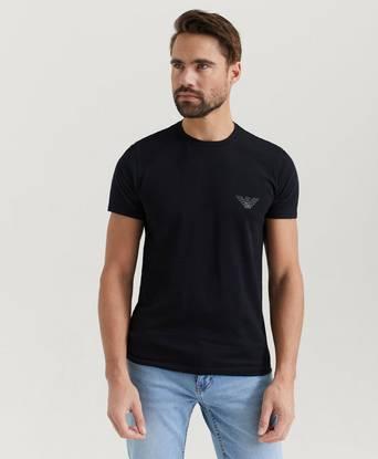 Bilde av Armani T-shirt Pure Organic Cotton Tee Svart