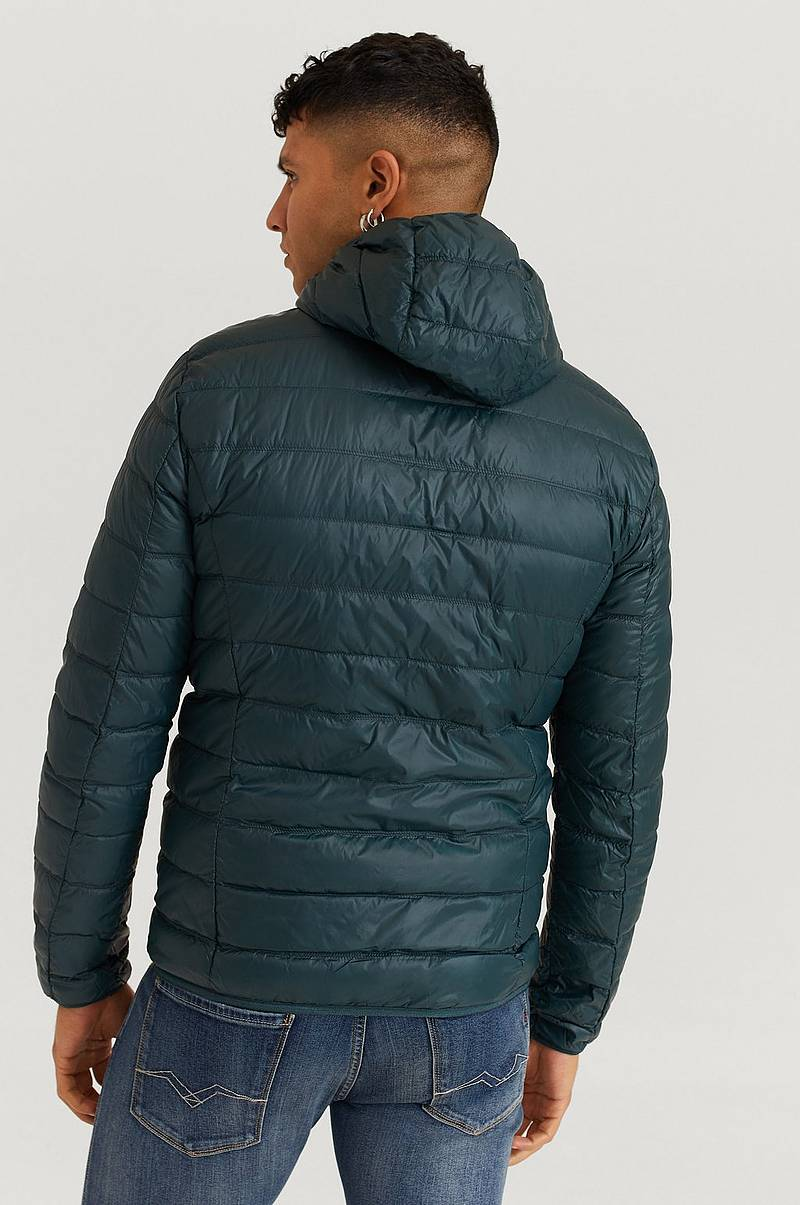 Jakke Light Down Hooded Jacket
