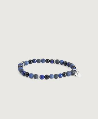 Seven East ARMBAND Bracelet M524B Blå