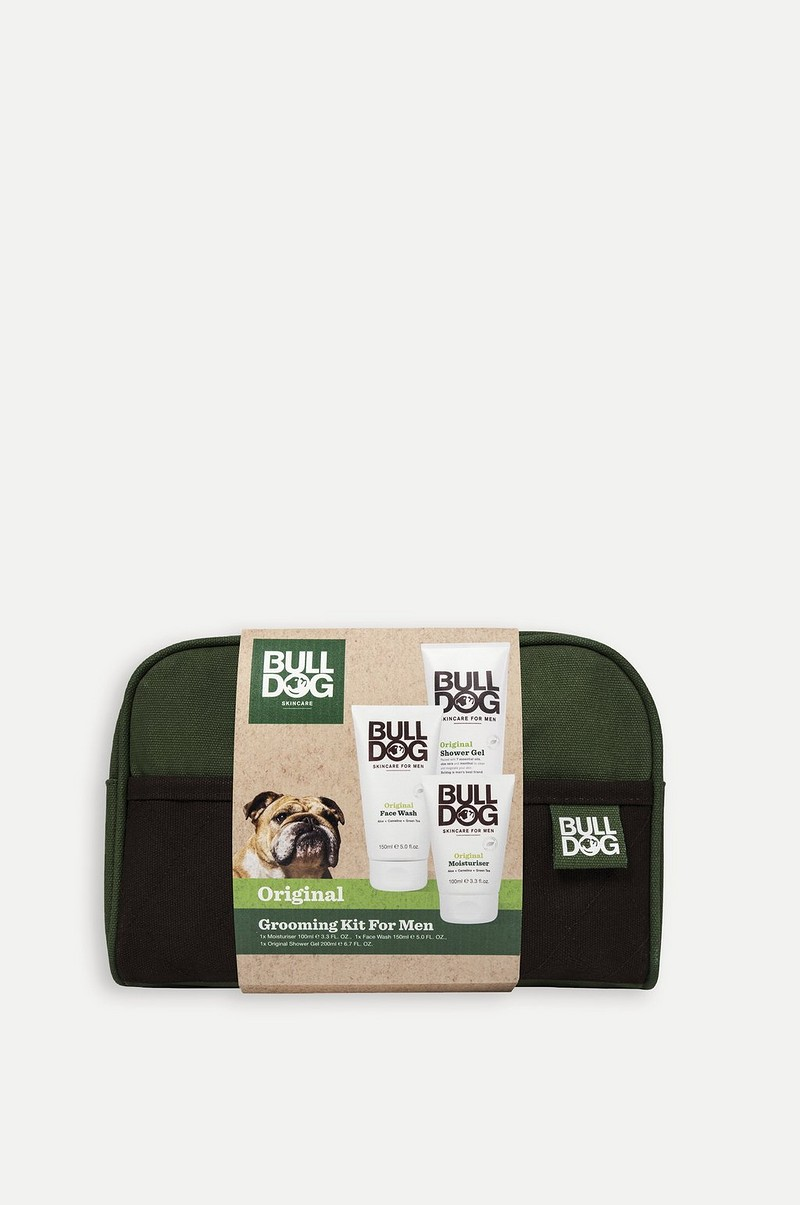 Ansiktsvård Bulldog Original Wash Bag