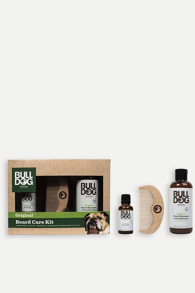 Skäggvård Bulldog Original Beard Care Kit