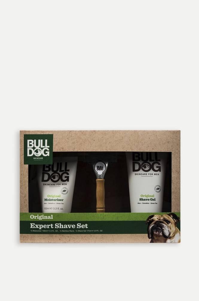 Skægpleje Bulldog Original Expert Shave Set