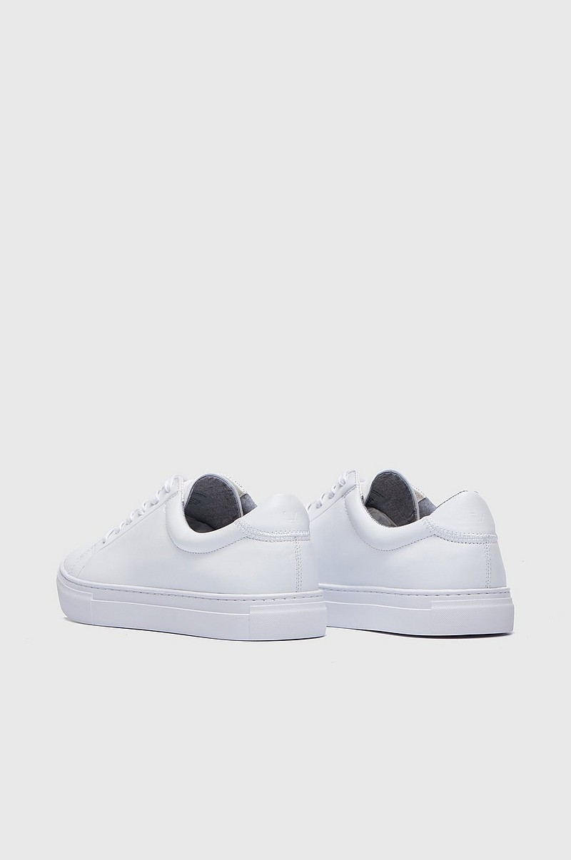 Vagabond Sneakers Paul i skinn Hvit Sko Stayhard.no