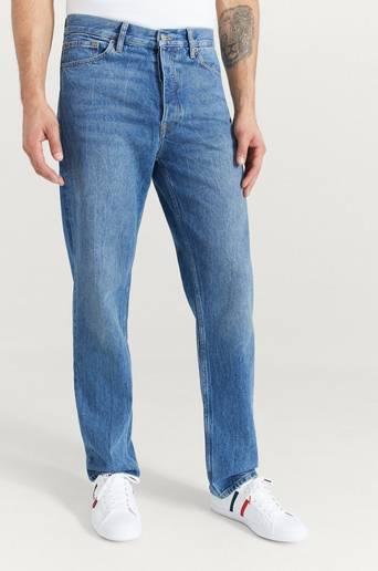 Dr.Denim Jeans Dash Blå