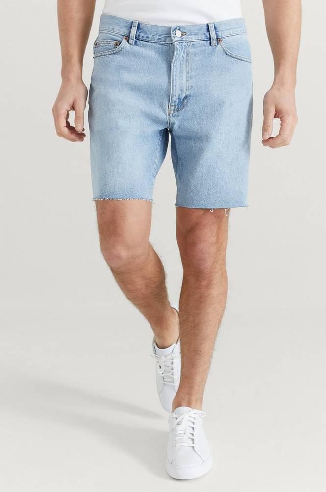 Farkkushortsit Gene Denim Shorts