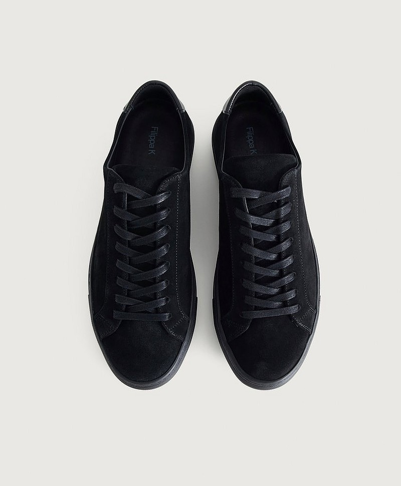 Filippa K Sneakers M. Morgan Sneaker Svart Sko Stayhard.no
