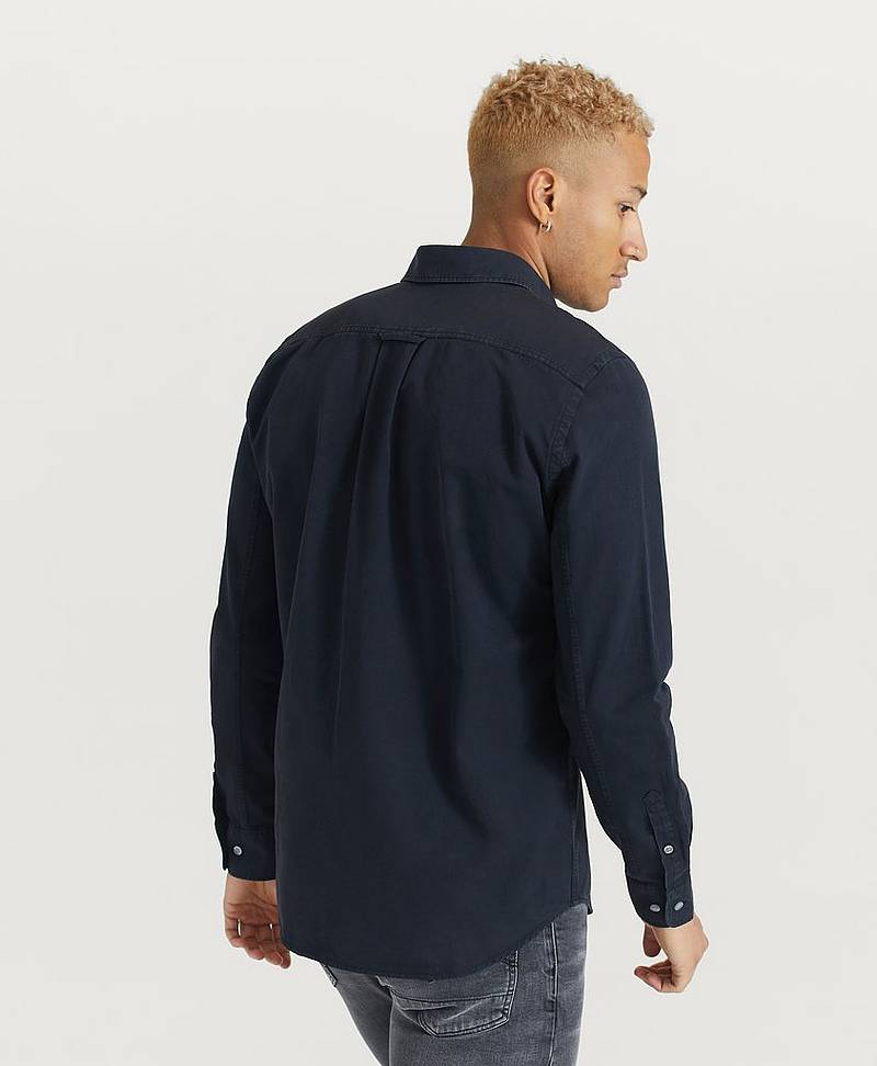 Skjorta M. Ben Washed shirt