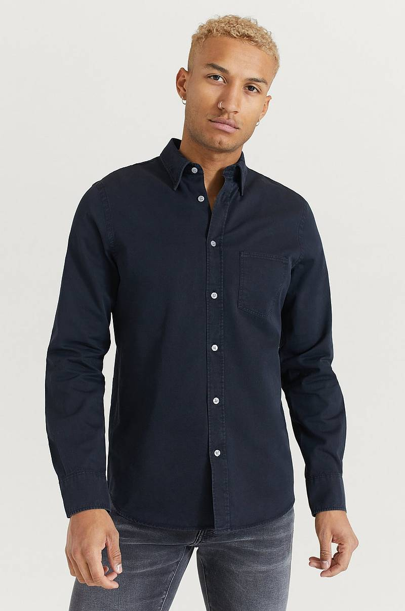 Skjorte M. Ben Washed shirt