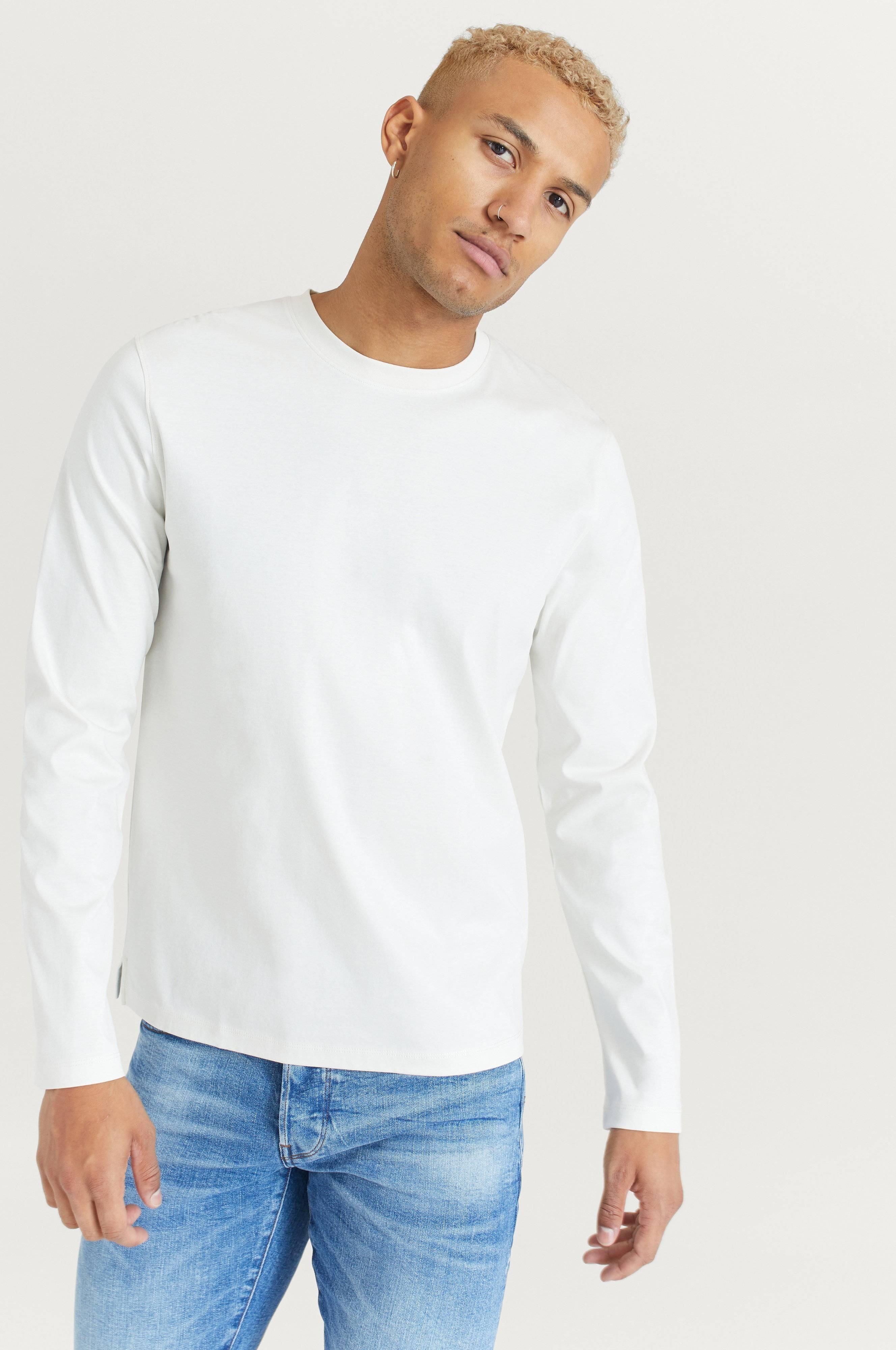 Filippa K T-Shirt M. Danny Top Vit