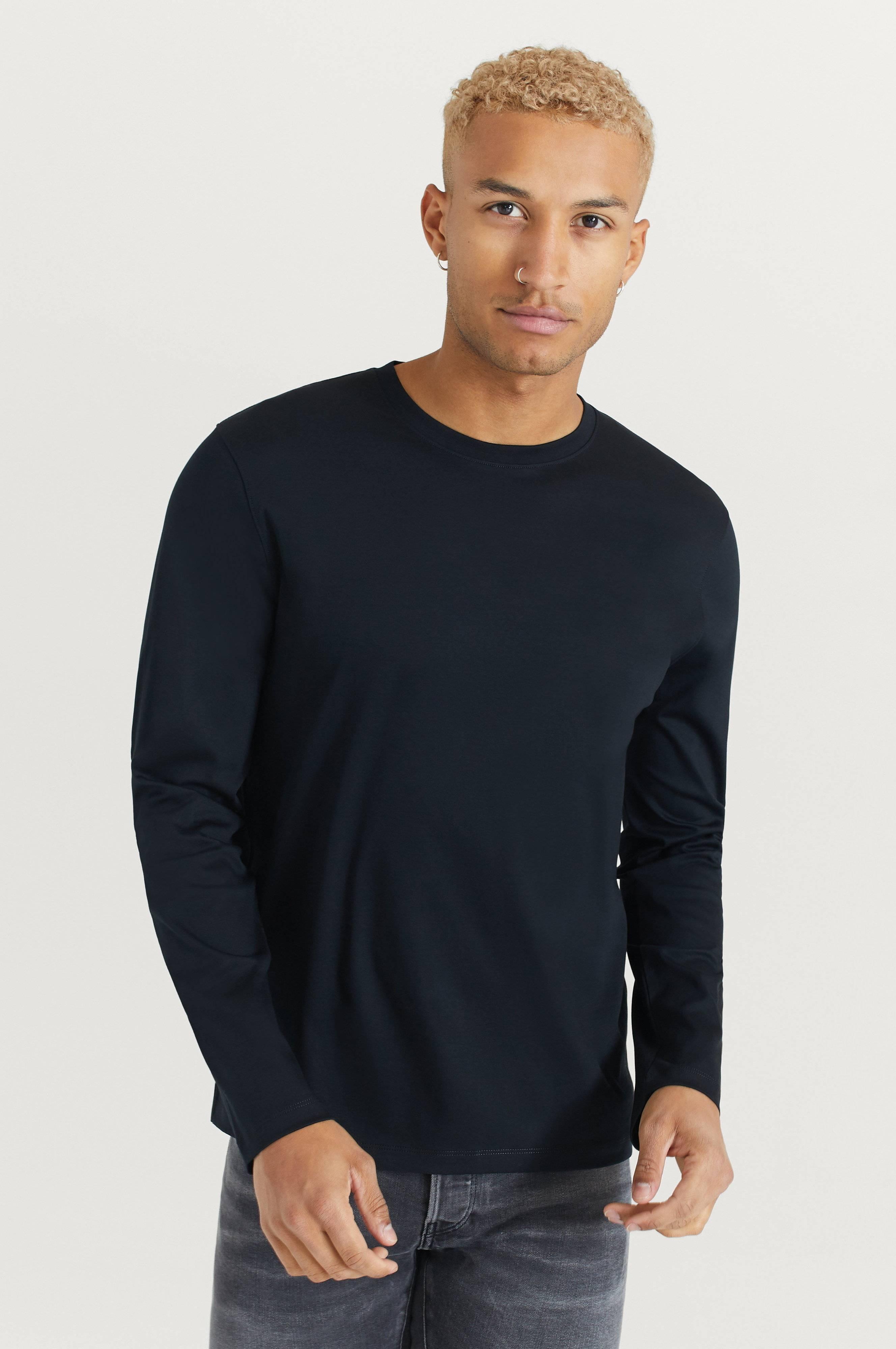 Filippa K T-Shirt M. Danny Top Svart