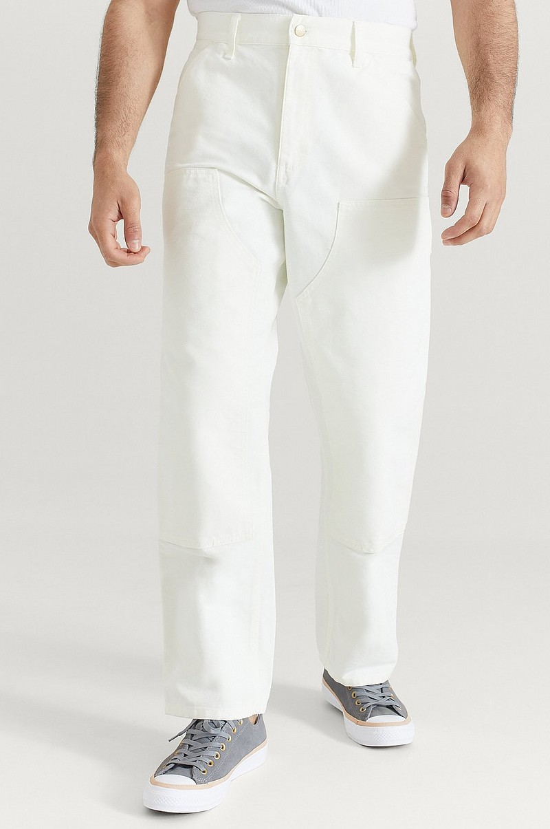 Cargobukse Double Knee Pant