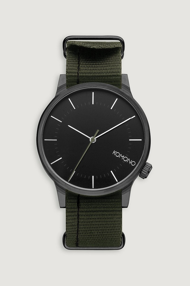 Klokke Winston Regal Nato Green