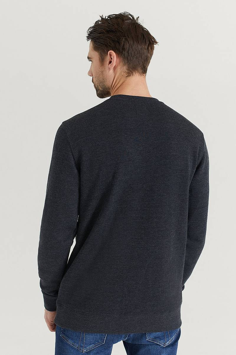 Sweatshirt Basic Crew Fleece