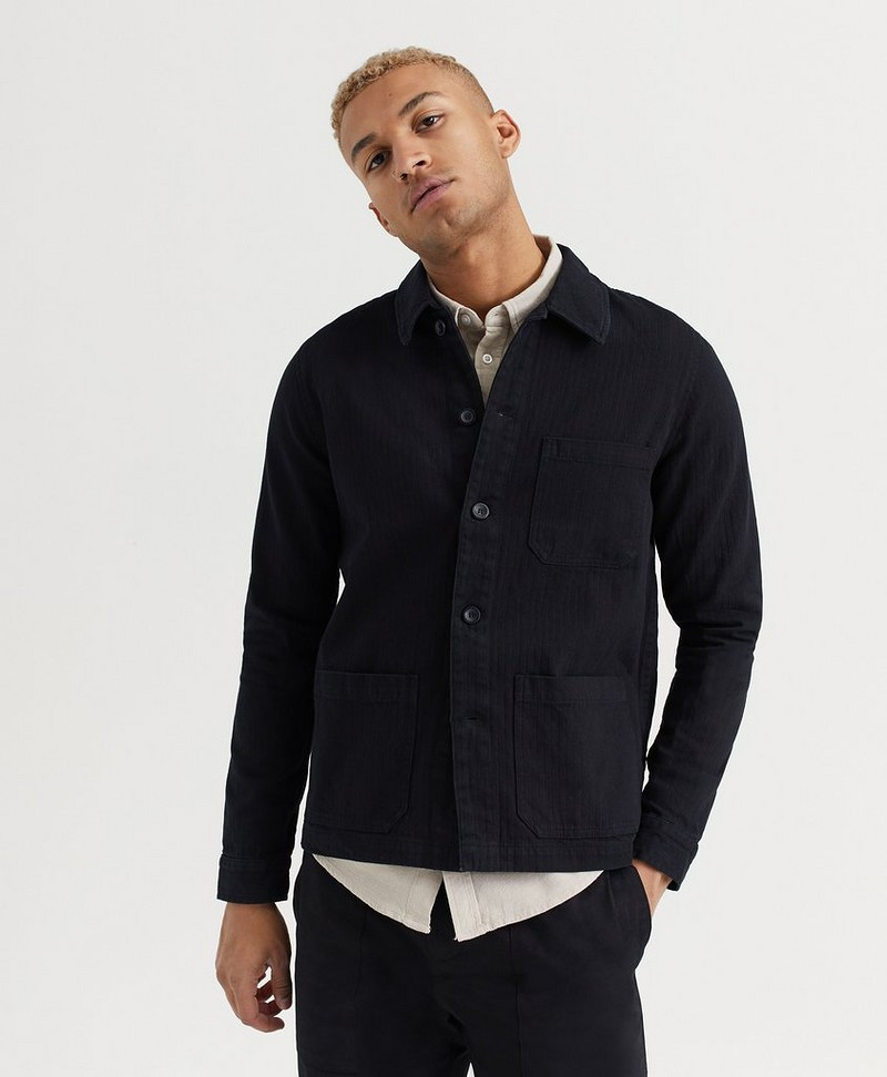 SKJORTE Napoli Work Shirt