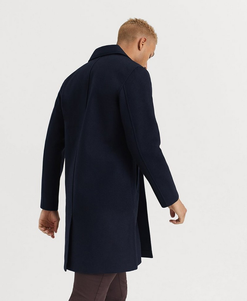 FRAKK Frankie Wool Coat
