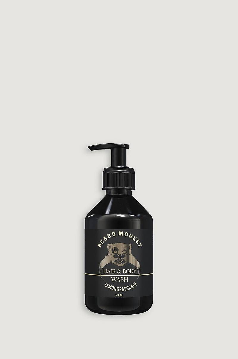 Hair & Body Wash Lemongrass