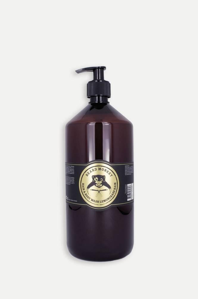 Hiustenhoito Hair & body Shampoo Lemongrass