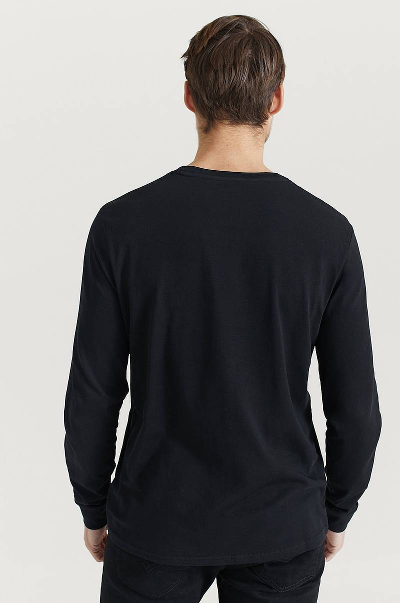 Langærmet t-shirt Long Sleeve Tee