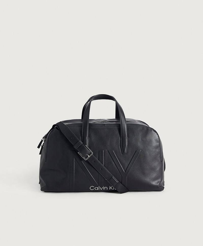 Weekendbag NY Shaped Large Duffle