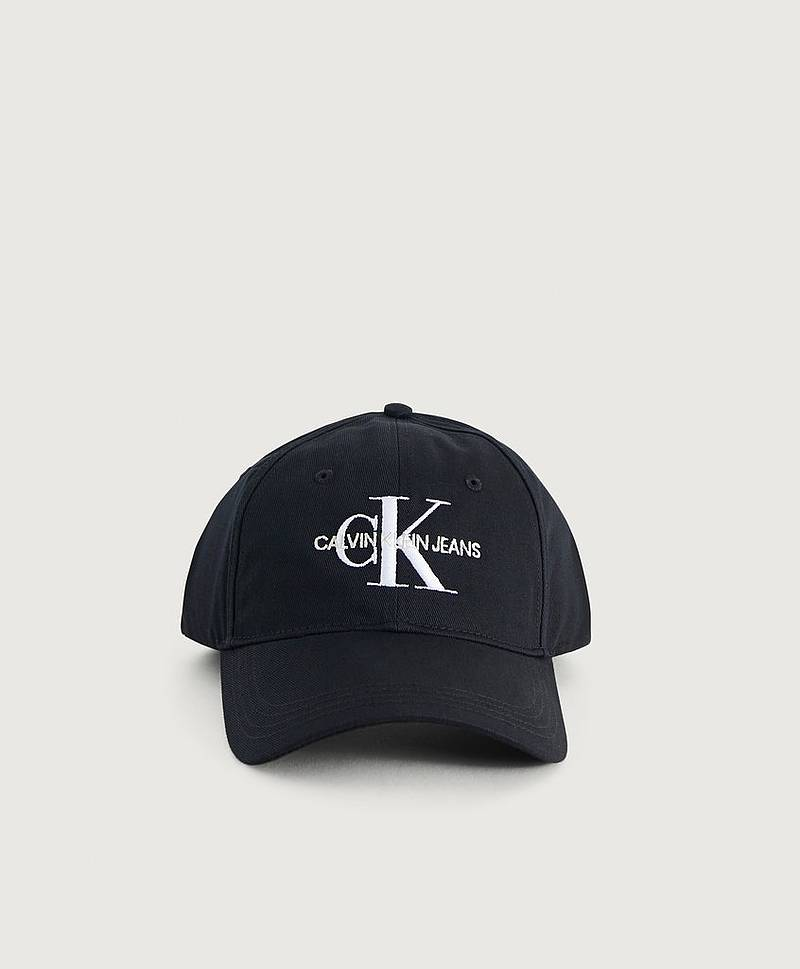 Keps J Monogram Cap With Embroidery