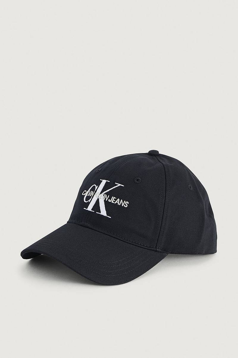 Caps J Monogram Cap With Embroidery